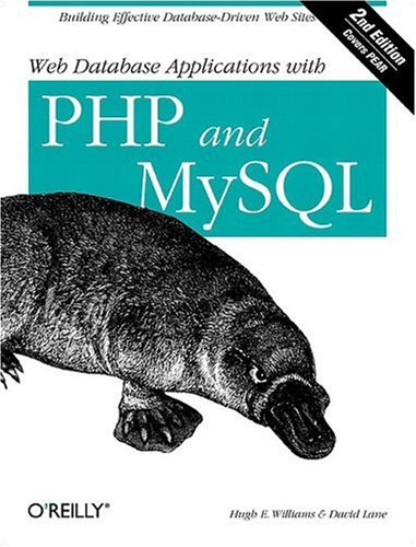 9781600330131: Web Database Applications With Php And Mysql