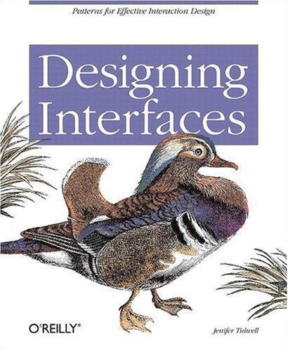 9781600330148: Designing Interfaces