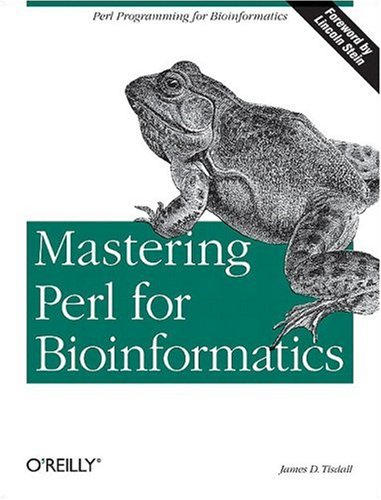 9781600330308: Mastering Perl for Bioinformatics