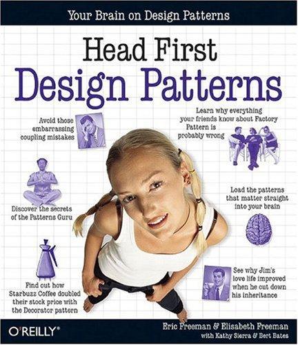 9781600330544: Head First Design Patterns