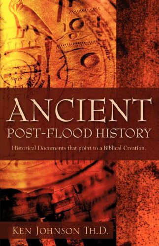 9781600342837: Ancient Post-Flood History
