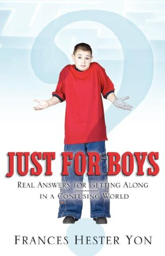 Just For Boys: Frances Hester Yon
