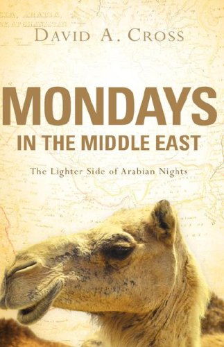 9781600346521: Mondays in the Middle East