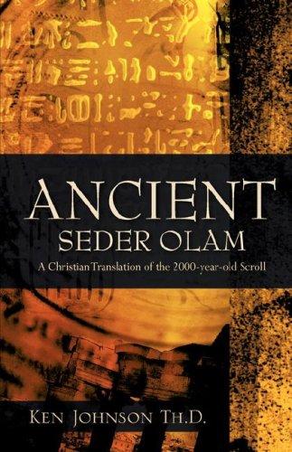 9781600347047: Ancient Seder Olam