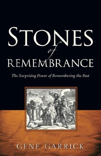 9781600347689: Stones of Rememberance