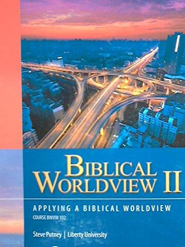 Biblical Worldview II: Liberty University