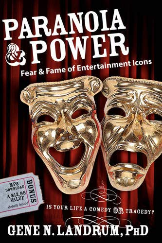 9781600372735: Paranoia & Power: Fear & Fame of Entertainment Icons