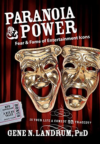 9781600372742: Paranoia & Power: Fear & Fame of Entertainment Icons