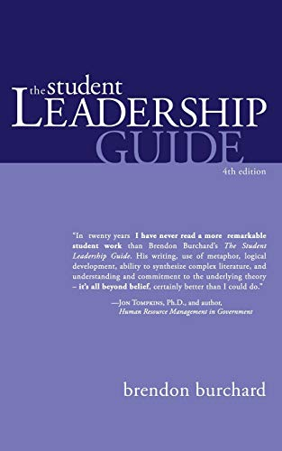 9781600374920: The Student Leadership Guide