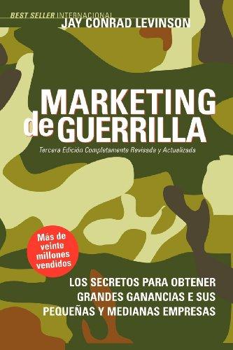 9781600375125: Marketing de Guerrilla