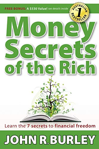 9781600376191: Money Secrets of the Rich: Learn the 7 Secrets to Financial Freedom