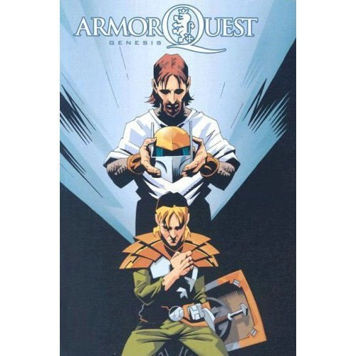 9781600390555: Armor Quest Genesis, Vol. 1 (v. 1)