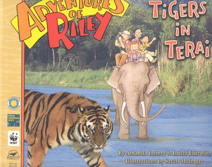 9781600400032: Adventures of Riley--Tigers in Terai, Second Edition (Adventures of Riley (Unnumbered))