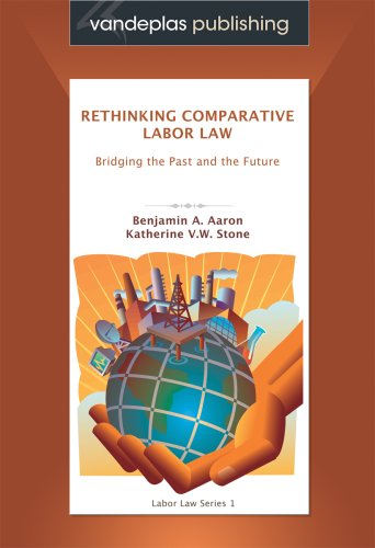 9781600420290: Rethinking Comparative Labor Law: Bridging the Past and the Future (Vandeplas Publishing: Labor Law Series)