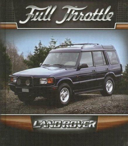 Land Rover (Full Throttle): Tracy M Maurer