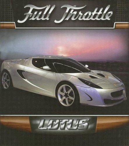 Lotus (Full Throttle): Tracy Maurer