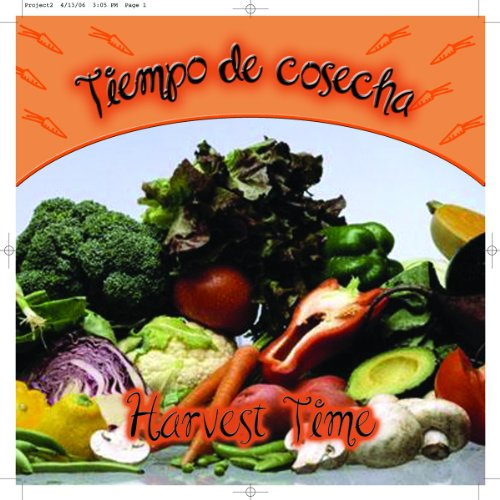 9781600442827: Tiempo De Cosecha / Harvest Time (My First Math Discovery Library (Bilingual Edition)) (Spanish Edition)