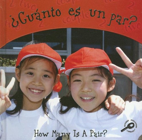 9781600442841: Cuanto Es Un Par/How Many Is a Pair (My First Math Discovery) (Spanish Edition)