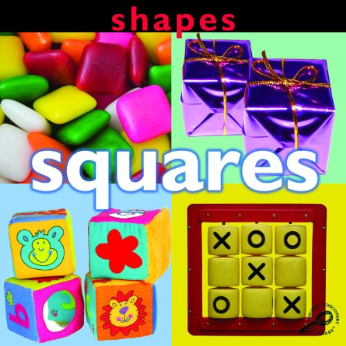 Shapes, Squares (Concepts): Esther Sarfatti