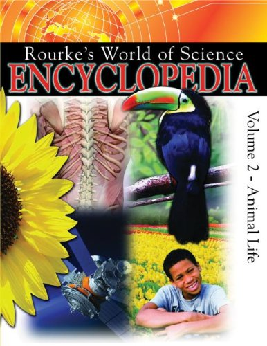 Rourke's World of Science Encyclopedia (10 Vol.: No Authorship