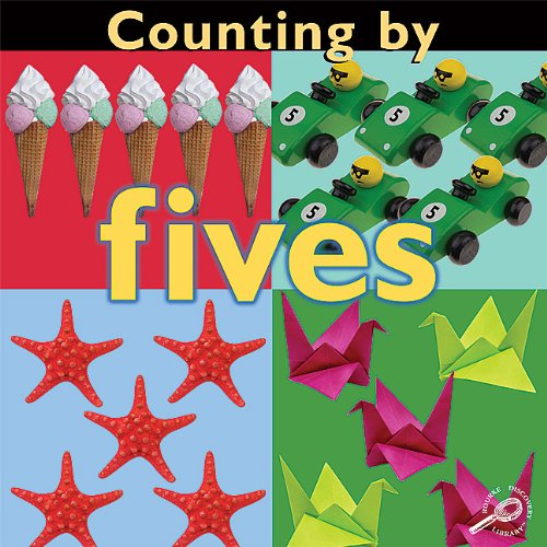 Counting By: Fives (Concepts (Paper Rourke)): Sarfatti, Esther