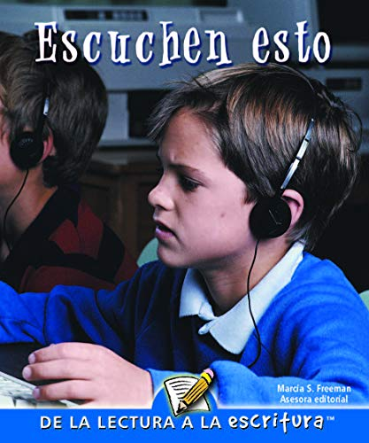 Escuchen Esto / Listen To This (Spanish Edition): Whitehouse, Patty