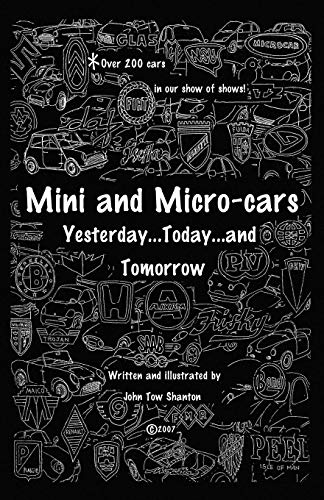9781600470677: Mini and Micro-Cars: Yesterday.Today.and Tomorrow