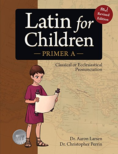 9781600510007: Latin for Children, Primer A (Latin Edition)