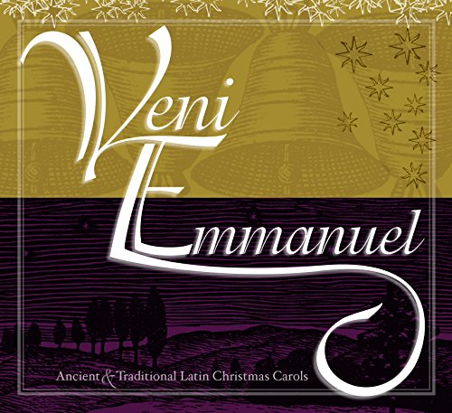 9781600510397: Veni Emmanuel: Latin Christmas CD