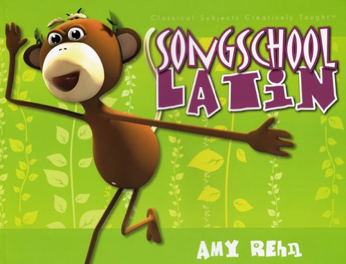 9781600510458: Song School Latin (Student Book and CD) (English and Latin Edition)