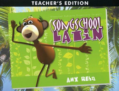 9781600510465: Song School Latin Teacher's Edition
