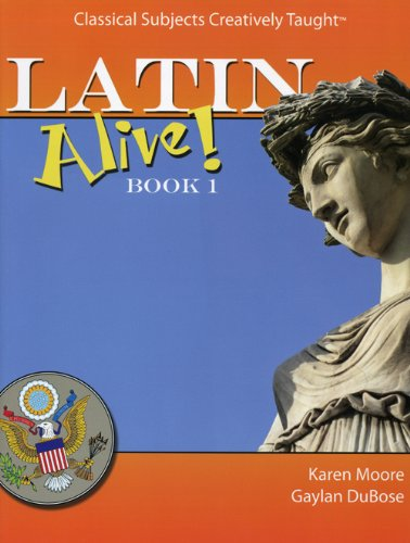 9781600510540: Latin Alive! Book One