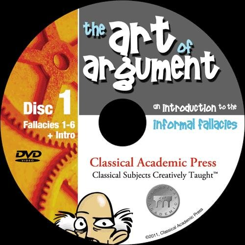 9781600510632: The Art of Argument, DVD Set