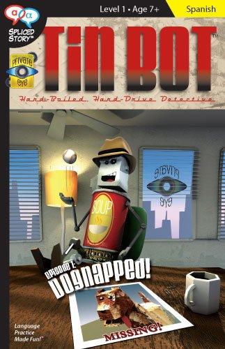 9781600510991: Tin Bot: Spanish Language Reader (Spanish Edition)