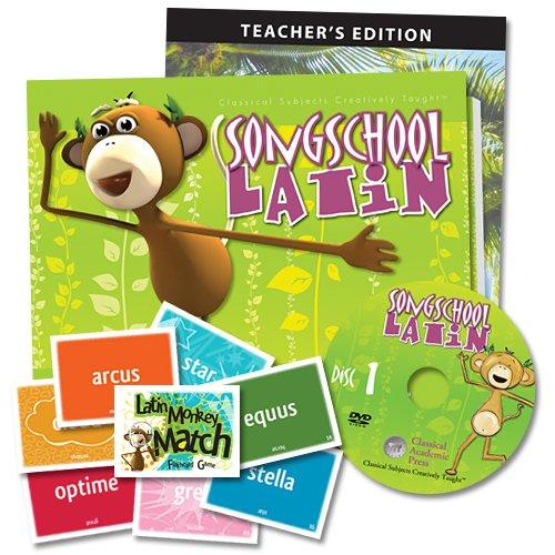 9781600511356: Song School Latin 1 Bundle