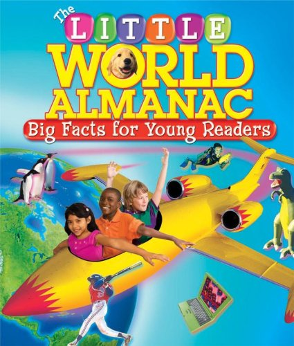 9781600570124: The Little World Almanac: Big Facts for Young Readers