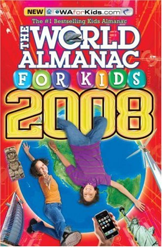 9781600570599: The World Almanac for Kids 2008