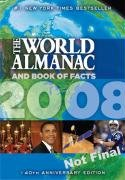 9781600570728: The World Almanac and Book of Facts 2008