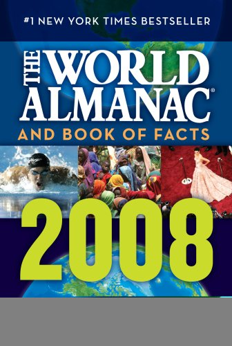 9781600570735: The World Almanac and Book of Facts 2008 (World Almanac & Book of Facts)