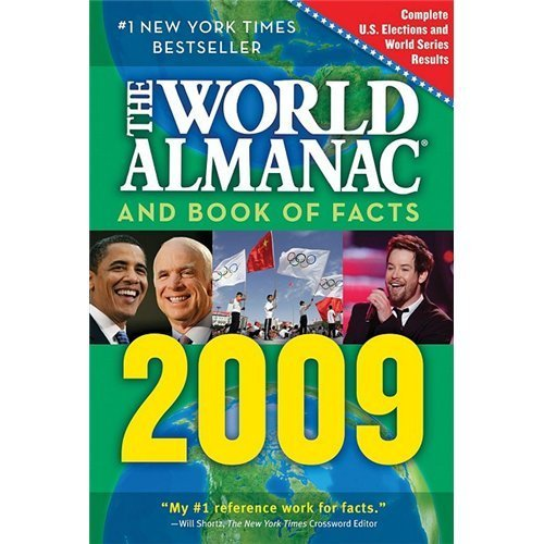 9781600571060: The World Almanac and Book of Facts 2009