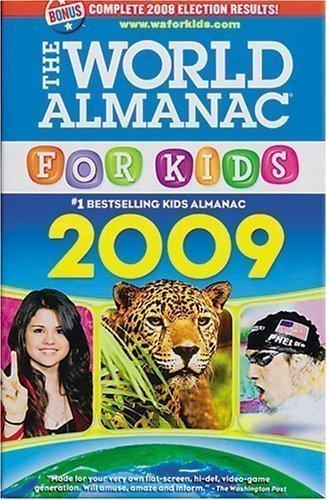 9781600571107: World Almanac for Kids 2009