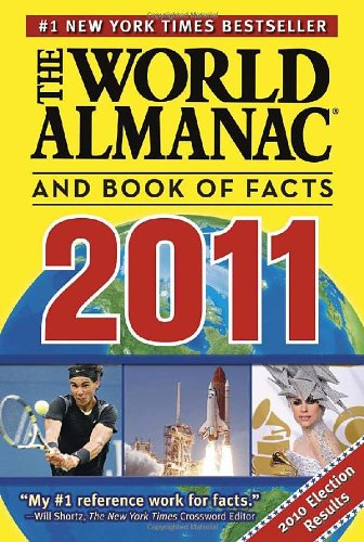 9781600571336: The World Almanac and Book of Facts 2011 (World Almanac & Book of Facts)