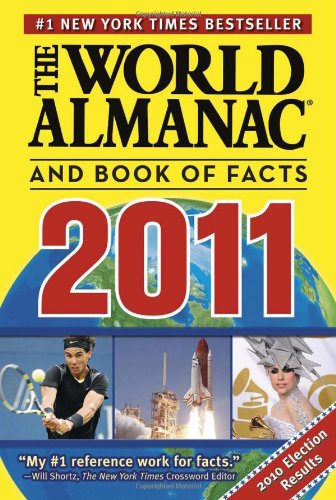 9781600571343: The World Almanac and Book of Facts 2011
