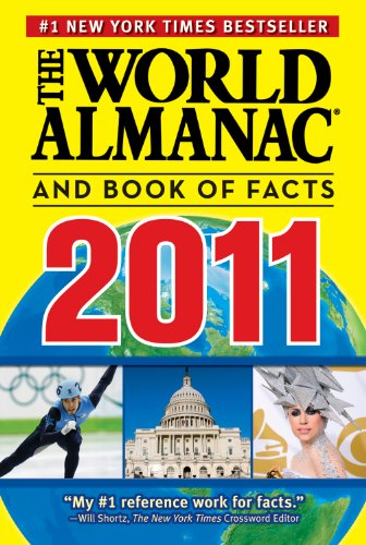 9781600571381: The World Almanac and Book of Facts 2011: 10-Pack Classroom Set