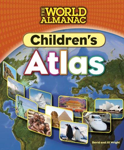 9781600571565: The World Almanac Children's Atlas