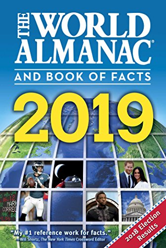 9781600572227: The World Almanac and Book of Facts 2019
