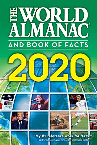 9781600572302: The World Almanac and Book of Facts 2020