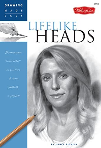 9781600580666: Lifelike Heads: Discover your