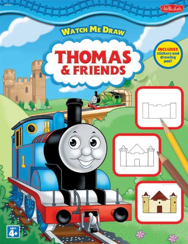 Watch Me Draw Thomas & Friends: Walter Foster Creative Team