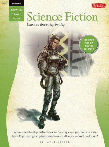 9781600581724: Drawing: Science Fiction (How to Draw & Paint)